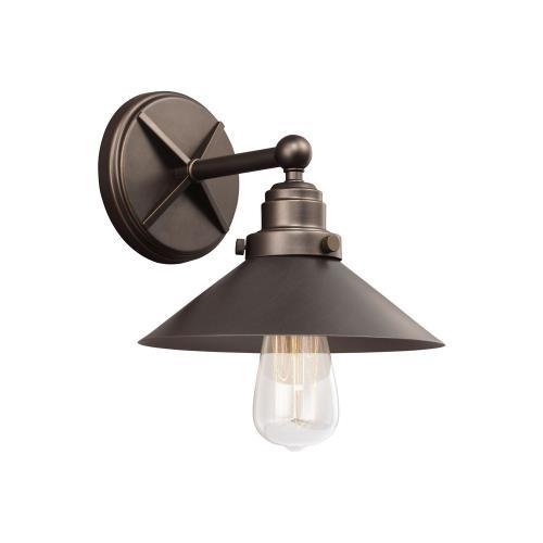 Feiss VS23401 Hooper - One Light Wall Sconce