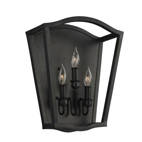 Feiss WB1757 Yarmouth - Three Light Wall Sconce