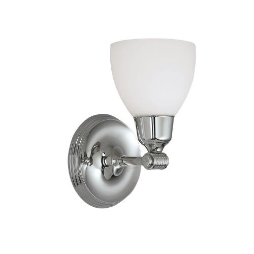 Norwell Lighting 8334 Deco - One Light Wall Sconce