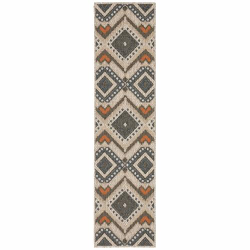 Oriental Weavers L002X3 Latitude - Indoor/Outdoor Rug