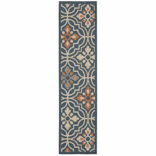 Oriental Weavers L709B3 Latitude - Indoor/Outdoor Rug