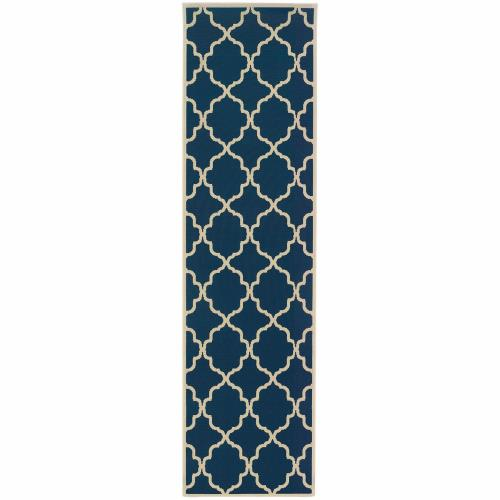 Oriental Weavers R4770L Riviera - Indoor/Outdoor Rug