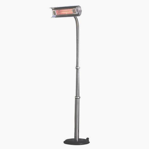 "Paramount MS-1500WOIRPH 93"" Offset Pole Mounted Infrared Patio Heater"