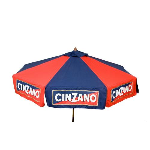 Parasol Enterprises 1377 9' Cinzano Market Umbrella