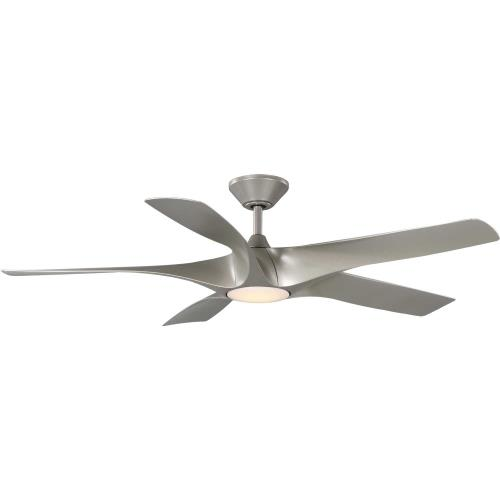Progress Lighting P250059 Vernal - 60 Inch 5 Blade Ceiling Fan with Light Kit