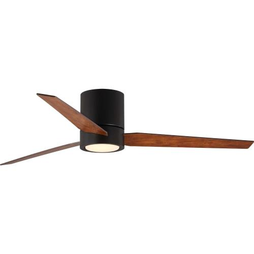 Progress Lighting P2588-0956 Braden - 56 Inch Hugger Ceiling Fan with Light Kit