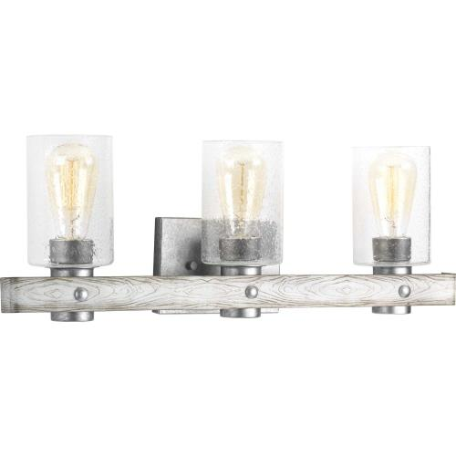 Progress Lighting P300125 Gulliver - 3 Light in Coastal style - 24 Inches wide by 8.5 Inches high