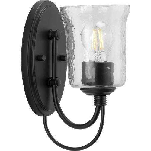 Progress Lighting P300253 Bowman - 1 Light - Bell Shade in Coastal style - 5 Inches wide by 10.38 Inches high