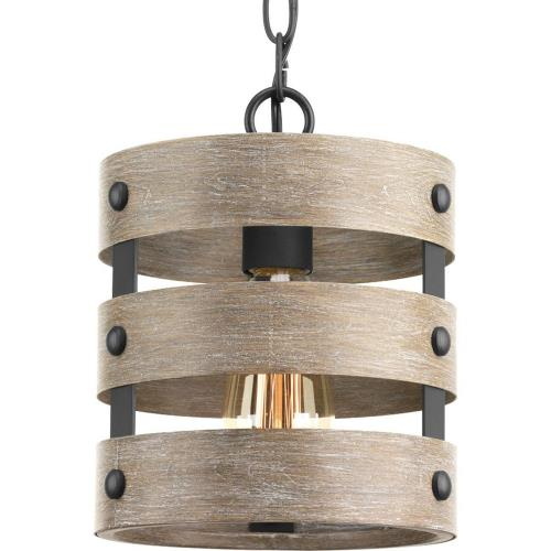 Progress Lighting P500022-143 Gulliver - Pendants Light - 1 Light in Coastal style - 8.5 Inches wide by 10 Inches high