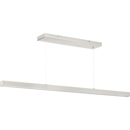 Progress Lighting P500276-30 Planck LED - Pendants Light - 1 Light in Modern style - 47.25 Inches wide by 1.38 Inches high