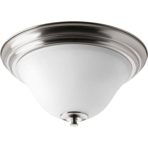 Progress Lighting P3853-09 Cantata - Two Light Flush Mount