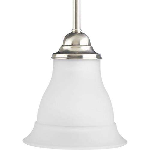 Progress Lighting P5096-09 Trinity - One Light Mini-Pendant