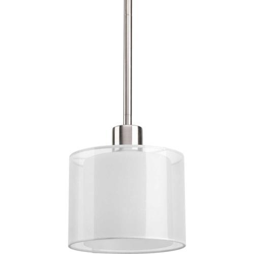 Progress Lighting P5110-09 Invite - 7.375 Inch Height - Pendants Light - 1 Light - Line Voltage