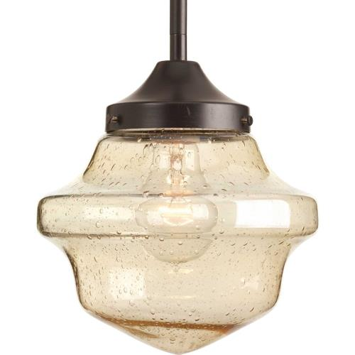 Progress Lighting P5137-20 Academy - One Light Globe Pendant