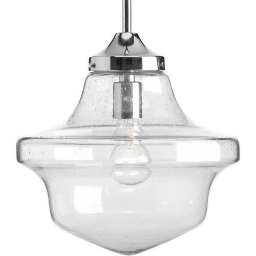 Progress Lighting P5138-15 Academy - One Light Globe Pendant