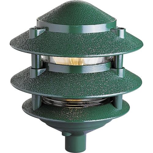Progress Lighting P5204-38 Pagoda - Landscape Light - 1 Light in New Traditional and Coastal style - 6 Inches wide by 7.13 Inches high