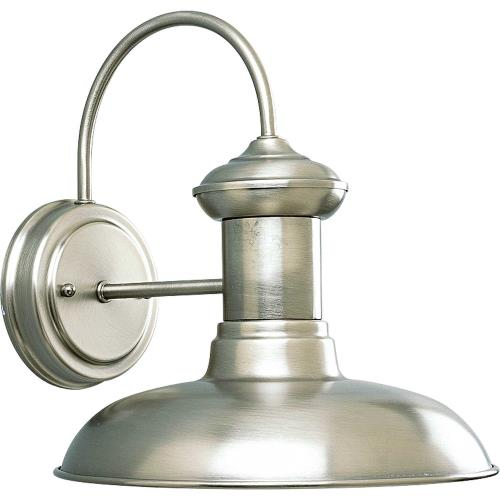 Progress Lighting P5722-81 Brookside - Outdoor Light - 1 Light - in Coastal style - 10 Inches wide by 10.75 Inches high