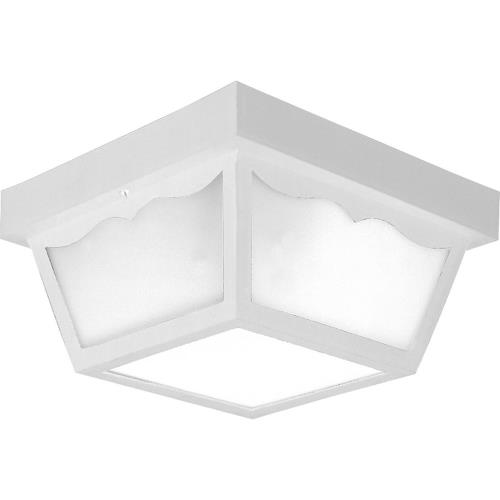 Progress Lighting P5745-30 Ceiling Mount - Outdoor Light - 2 Light in Traditional style - 10.25 Inches wide by 5.5 Inches high