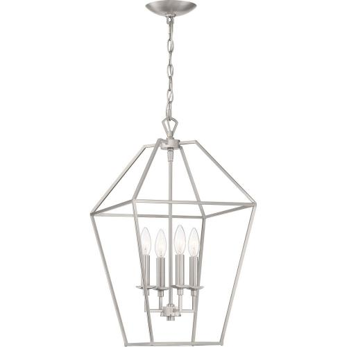 Quoizel Lighting AVY5204BN Aviary - 4 Light Chandelier