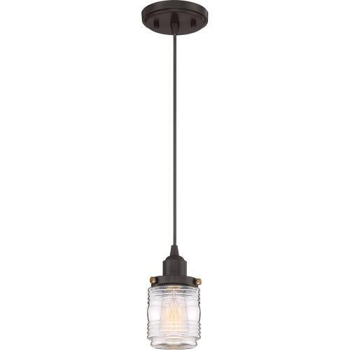 Quoizel Lighting BNT1504WT Belmont - 1 Light Mini Pendant