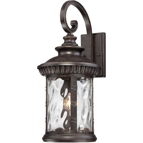 Quoizel Lighting CHI8411IB Chimera - 1 Light Outdoor Fixture