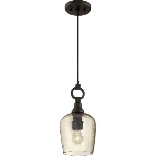 Quoizel Lighting CKKD1507WT Kendrick - 1 Light Mini Pendant - 14.5 Inches high