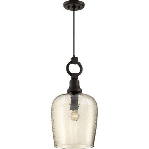 Quoizel Lighting CKKD1512WT Kendrick - 1 Light Mini Pendant - 22.25 Inches high