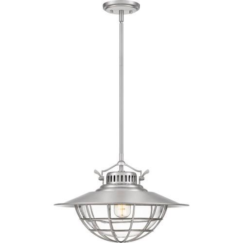 Quoizel Lighting CKSB2818BN Starboard - 1 Light Pendant