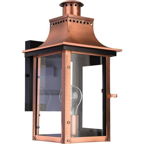 Quoizel Lighting CM8408AC Chalmers - 1 Light Wall Lantern