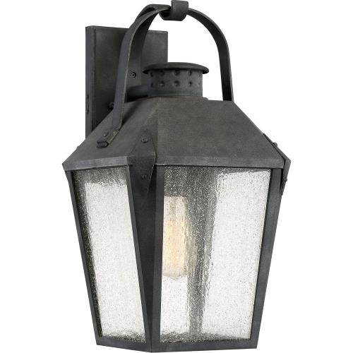 Quoizel Lighting CRG8410MB Carriage - 150W 1 Light Outdoor Large Wall Lantern