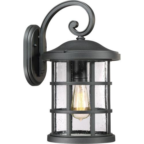 Quoizel Lighting CSE8410 Crusade - 150W 1 Light Outdoor Large Wall Lantern - 17.75 Inches high