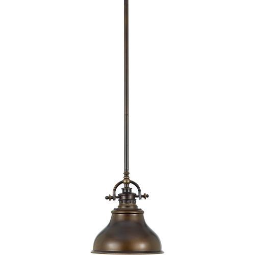 Quoizel Lighting ER1508PN Emery - 1 Light Mini Pendant