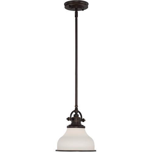 Quoizel Lighting GRT1508PN Grant - 1 Light Mini-Pendant
