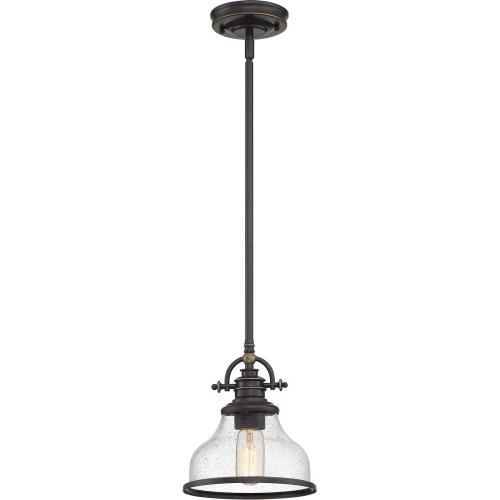 Quoizel Lighting GRTS1508PN Grant - 1 Light Mini Pendant