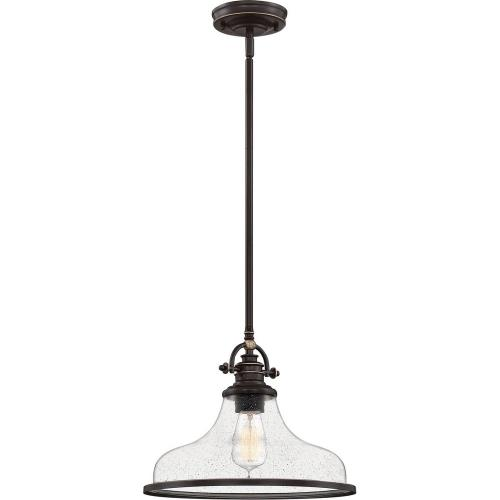 Quoizel Lighting GRTS2814PN Grant - 1 Light Pendant