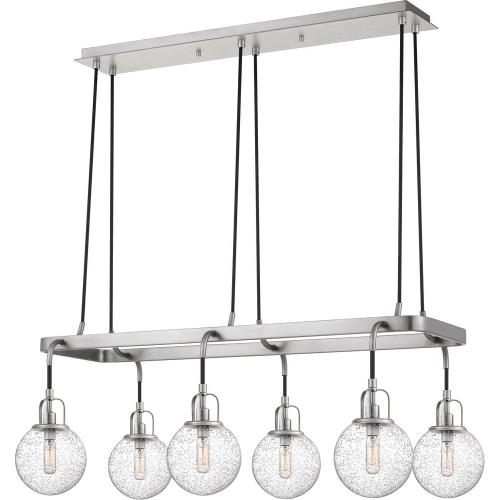 Quoizel Lighting HYR636AN Hybrid - 6 Light Island