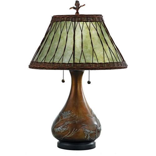 Quoizel Lighting MC120T Highland - 2 Light Table Lamp