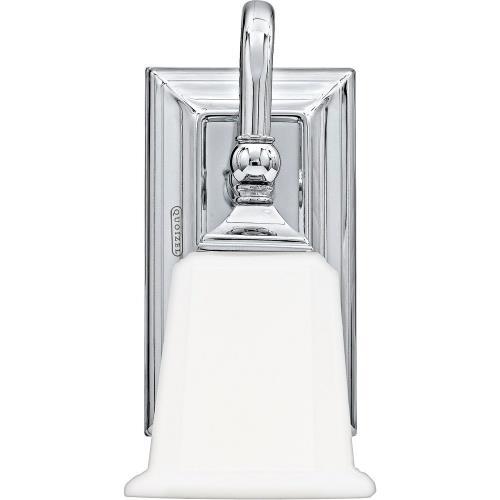 Quoizel Lighting NL8601 Nicholas 1 Light Transitional Bath Vanity - 10 Inches high