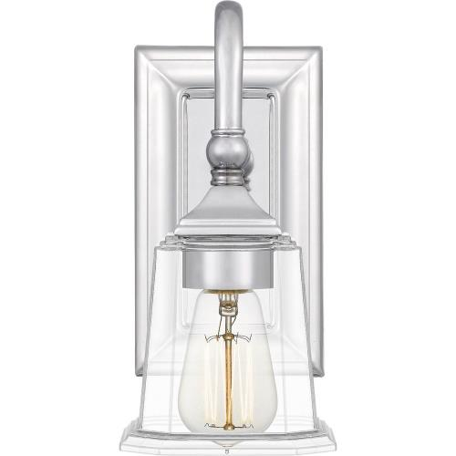 Quoizel Lighting NLC8601 Nicholas - 1 Light Wall Sconce - 10 Inches high
