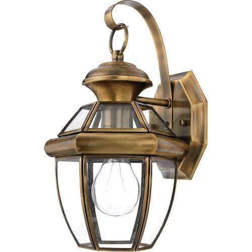 Quoizel Lighting NY8315 Newbury - 1 Light Small Wall Lantern