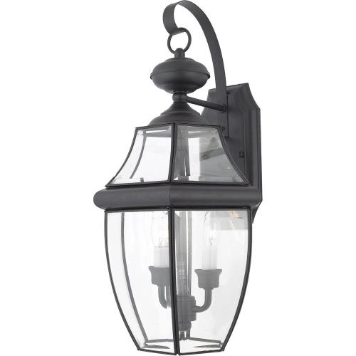 Quoizel Lighting NY8317K Newbury - 2 Light Large Wall Lantern