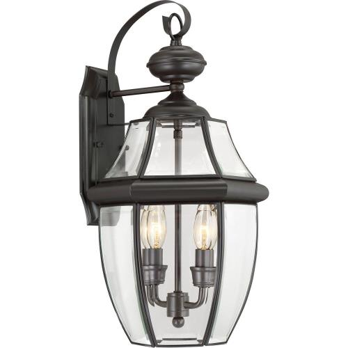 Quoizel Lighting NY8317 Newbury - 2 Light Large Wall Lantern