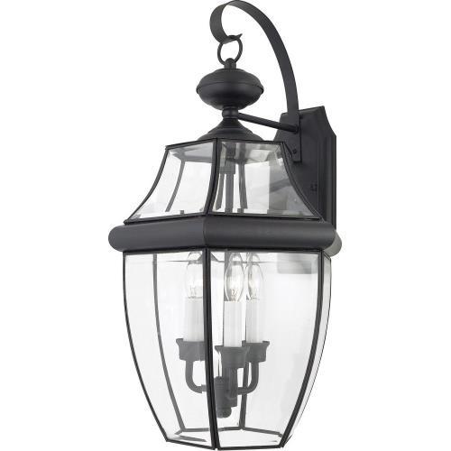 Quoizel Lighting NY8318 Newbury - 3 Light Large Wall Lantern