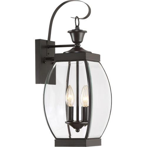 Quoizel Lighting OAS8408Z Oasis - 2 Light Outdoor Fixture