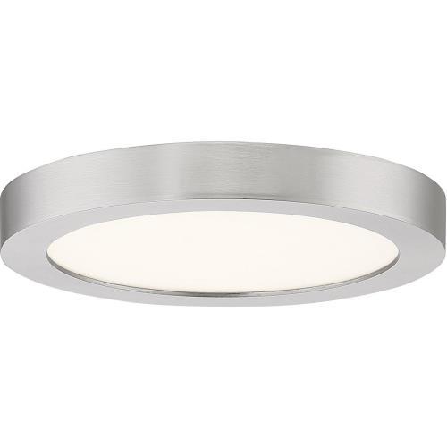 Quoizel Lighting OST1708 Outskirt - 12W 1 LED Flush Mount - 1 Inch high