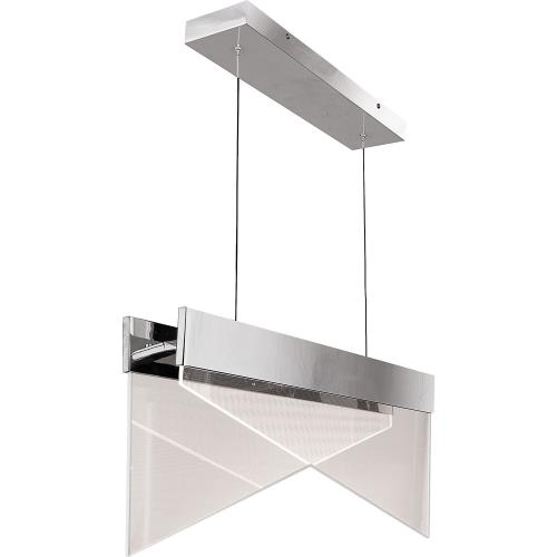 Quoizel Lighting PCIM130C Platinum Collection Impusle - 30 Inch 20W 1 LED Island