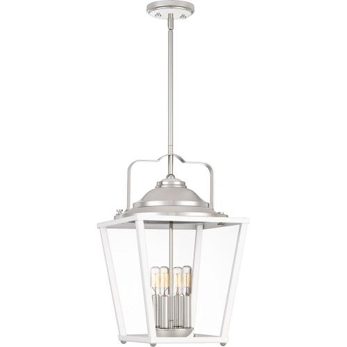 Quoizel Lighting QF4026 Ferron - 4 Light Pendant - 20.25 Inches high
