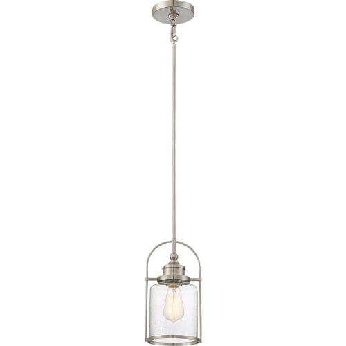 Quoizel Lighting QPP2781BN Payson - One Light Small Mini Pendant