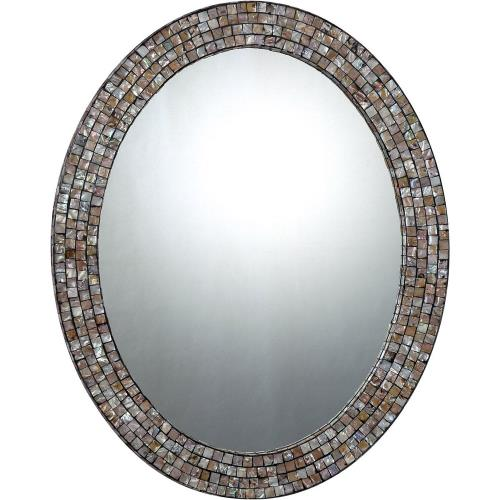 Quoizel Lighting QR1253 30 Inch Small Mirror - 30 Inches high