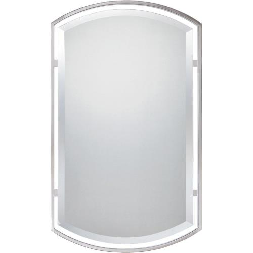 Quoizel Lighting QR1419BN Breckenridge - 35 Inch Mirror